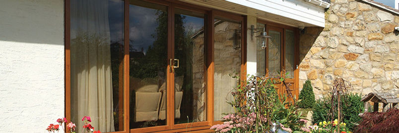 Patio Sliding French Bi-Folding Doors Aluminium Modern Contemporay Folding door tri-folding burgess hill haywards heath sussex FENSA