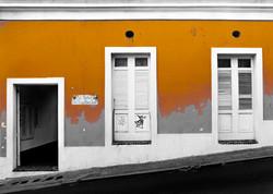 El Patio del viejo San Juan