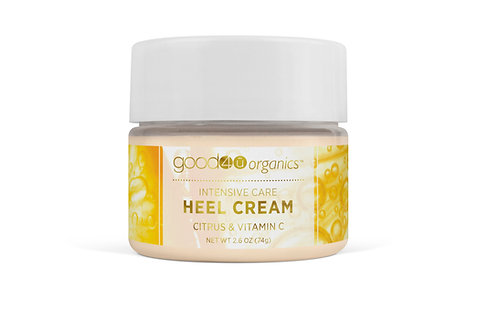 Citrus Heel Cream