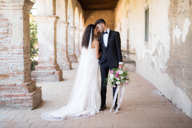 Mission San Juan Capistrano Styled Shoot