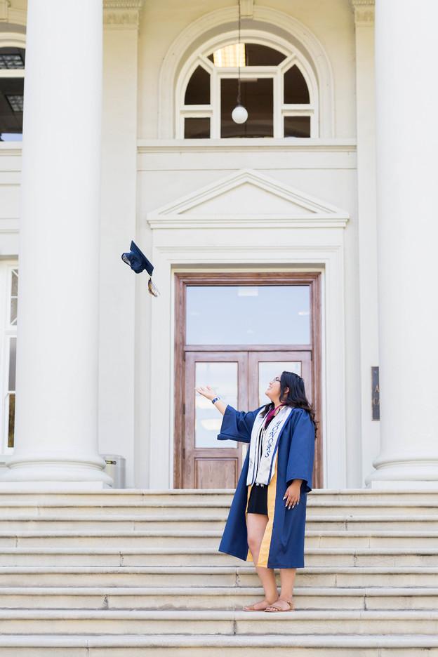 Pomona Graduation Pictures