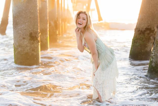 Jessica Poulin- Venice Beach, Ca