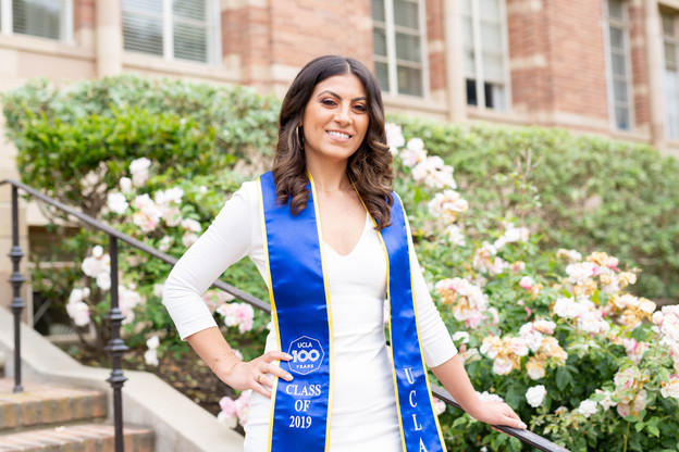 UCLA Graduation Session