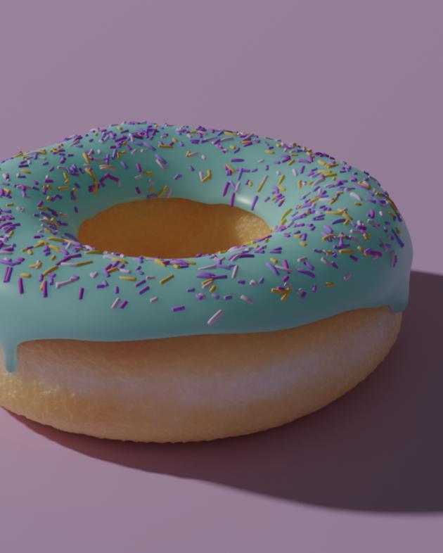 Final Donut by Ernesto Rodriguez