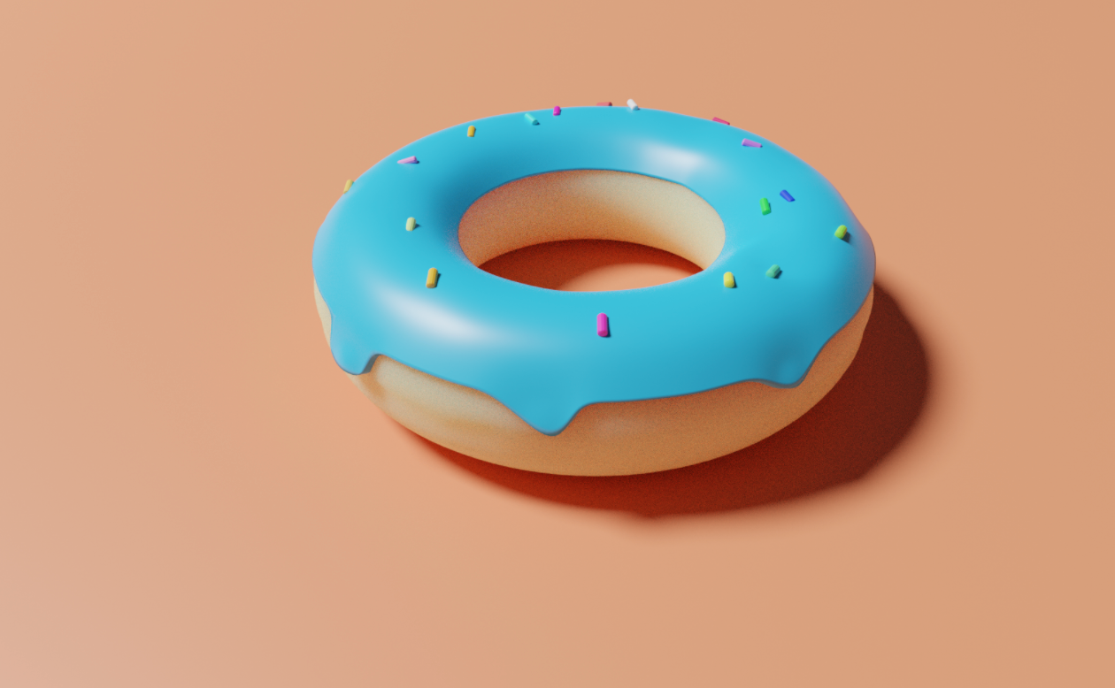 Donut by Maxwell Boonstra