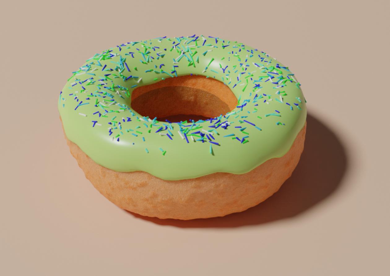 Donut by Joy Marsh