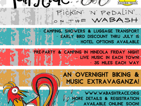 Rooster Tail Early Bird Deadline Extended!