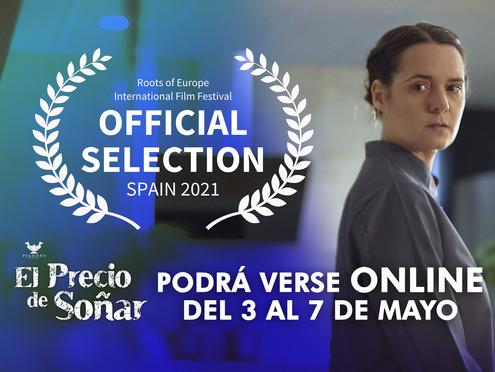 'EL PRECIO DE SOÑAR' PODRÁ VERSE ONLINE DEL 3 AL 7 DE MAYO