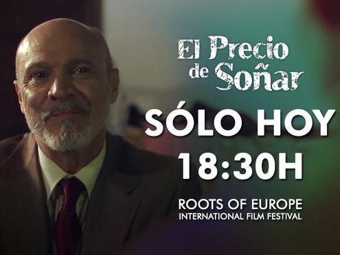 'EL PRECIO DE SOÑAR' PODRÁ VERSE HOY EN EL REIFF 2021