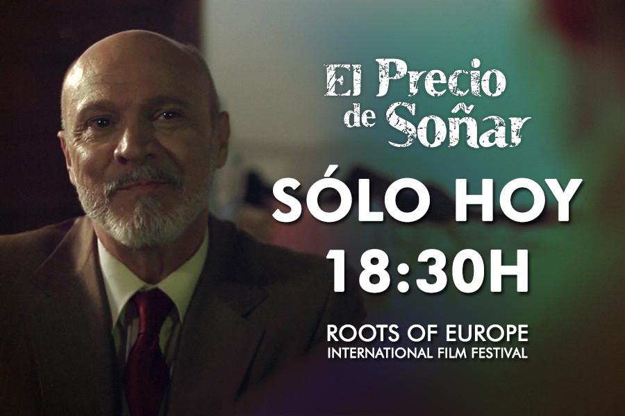 EL PRECIO DE SOÑAR podrá verse hoy en el REIFF 2021 a partir de las 18:30h.