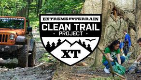 ExtremeTerrain's Clean Trail Grant Award