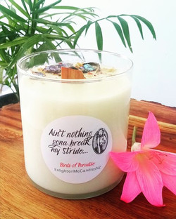 500 ml candle - Enlighten me candles
