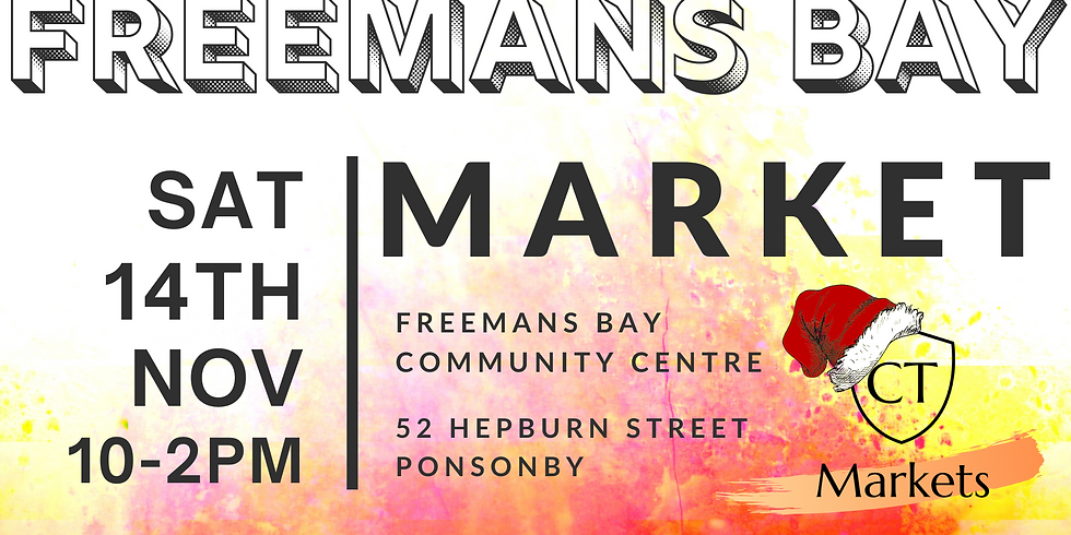 Freemans Bay Christmas Market