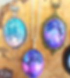 Vivienne Leigh Resin Jewellery