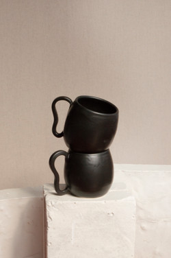 écoute mugs.  From Studio Lemaire