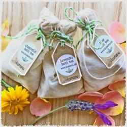 Bath tea bags - Kuman NZ