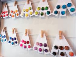 Stud earrings - Studio Vos Creative
