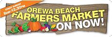 Orewa Beach Farmers Market
