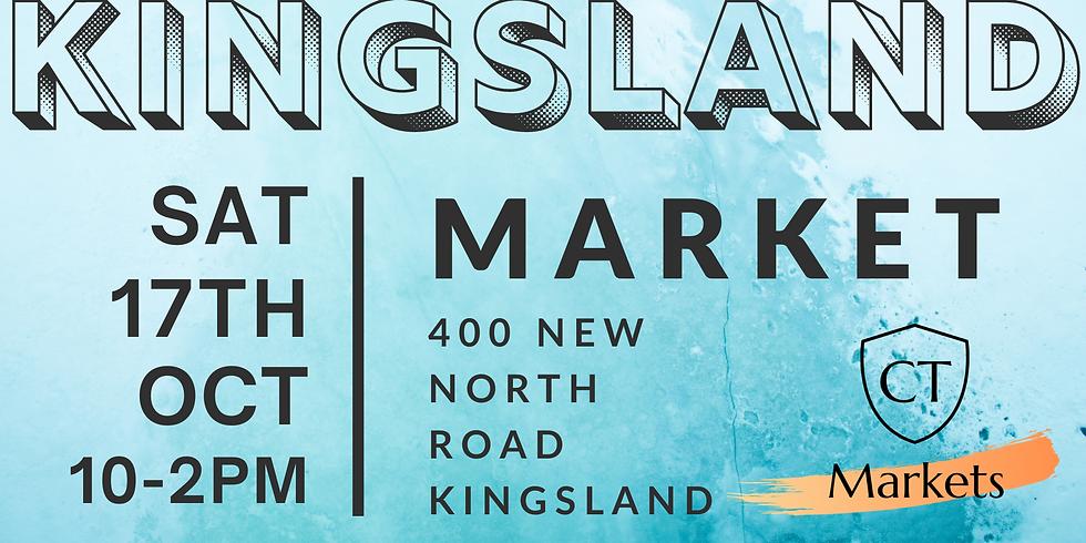Kingsland Market 17th October
