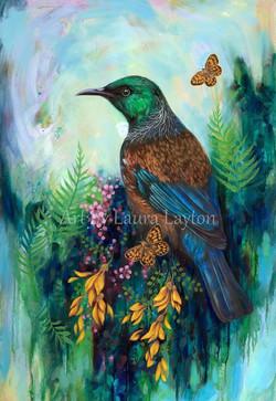Nature's Abundance (Art Print) A5 - A3