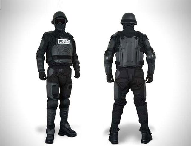 Riot Gear & Security Equipment