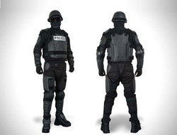 Riot Gear & Security Equipment