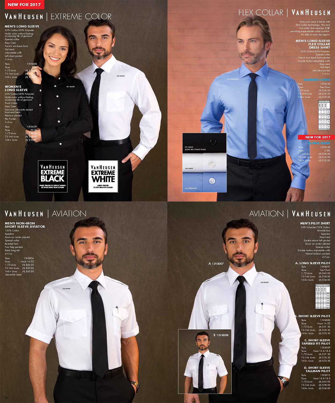 VH Work Uniforms