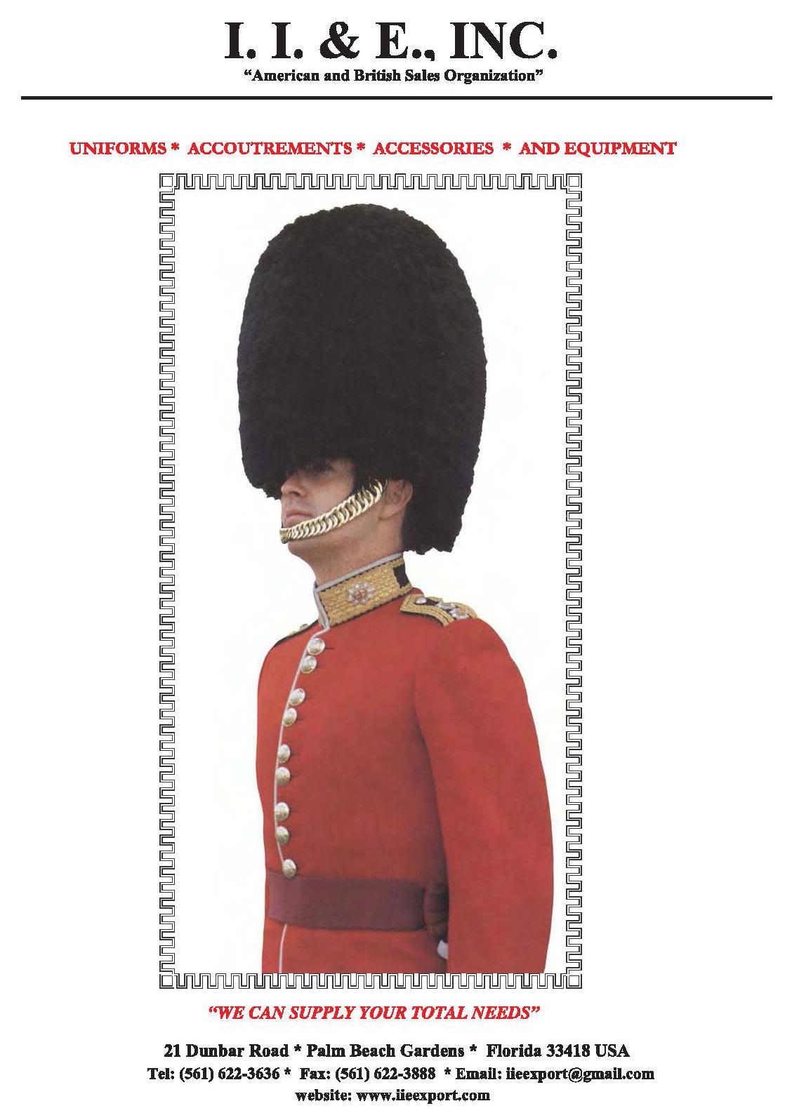 UK Uniform Accessories