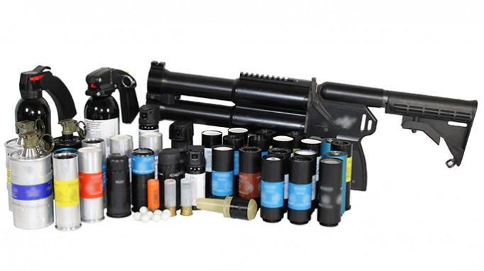 Less Lethal Equipment & Ammunition
