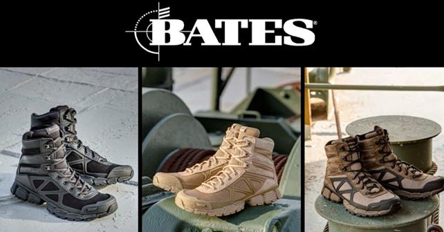 Bates - Boots / Shoes