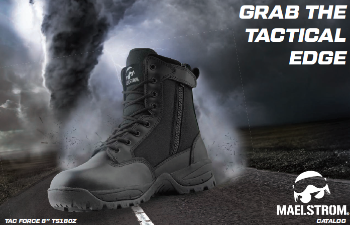 Maelstrom Boots Catalog