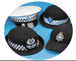 Military/Police Caps and Hats
