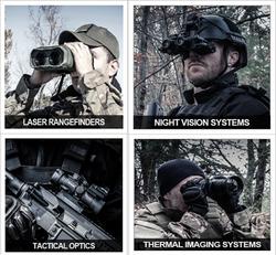 Night Vision/Thermal/Rangefinder