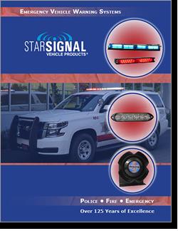 Star Light/Warning Systems Vehicle