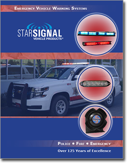 Star Light/Warning Systems Vehicle