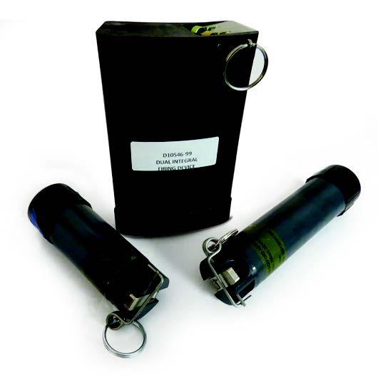 IFD-Integral Firing Device-Detonat