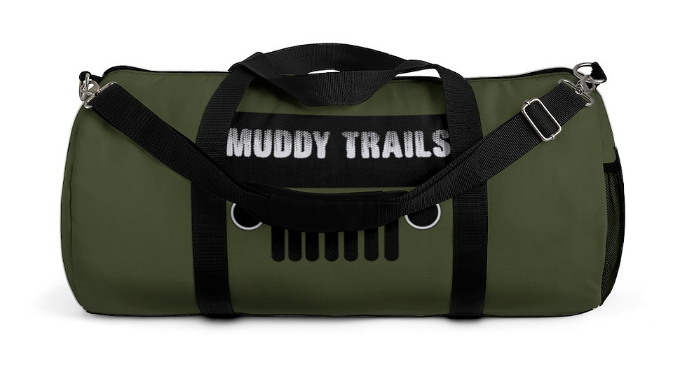 OD Green Duffel Bag