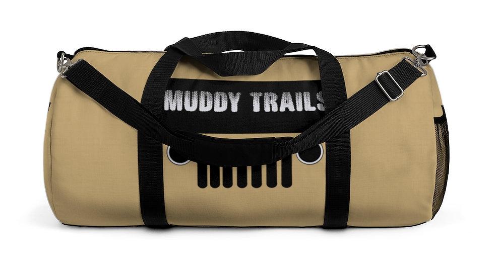 Coyote Tan Duffel Bag