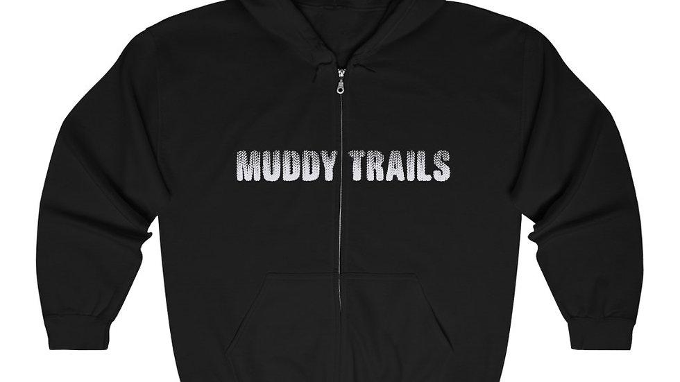 Unisex Heavy Blend Full Zip Hooded Sweatshirt