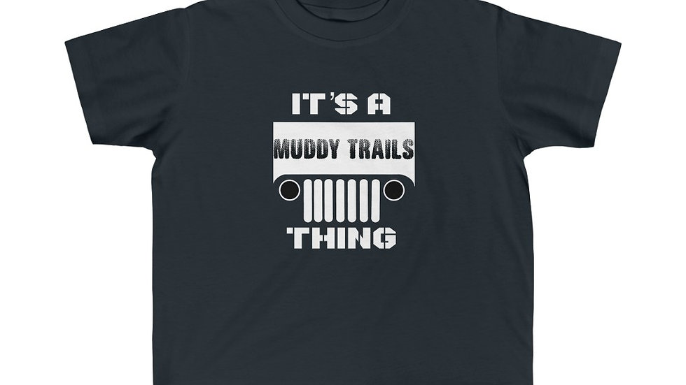 Kid's Muddy Trails Tee