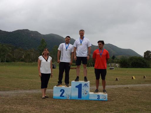 Archery Gold Medalist!