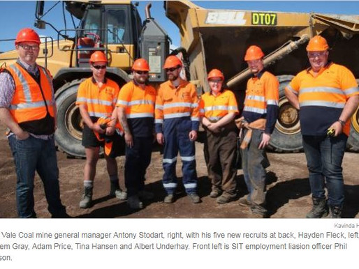Southland Mines Boss Recruits From Close To Home