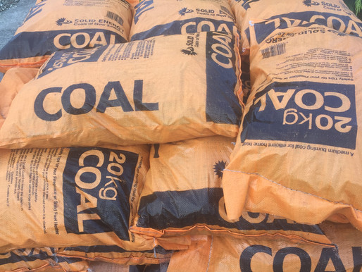 Ohai Coal Available From the New Vale Mine