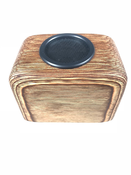 Dyed/Laminated Wireless Bluetooth Speaker