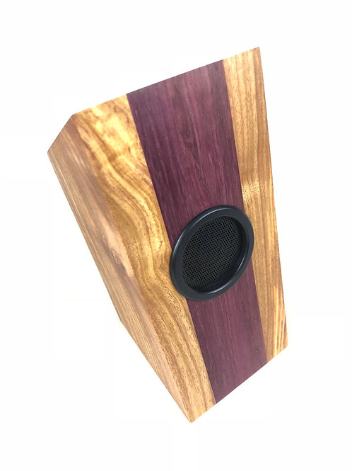 Purple-Heart and Canary Wireless Bluetooth Speaker