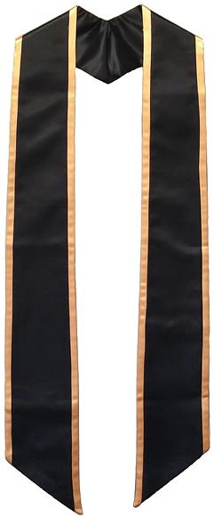 echarpe-universitaire-de-remise-de-diplomes-bicolore