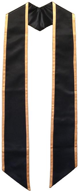 écharpe étudiant diplomé