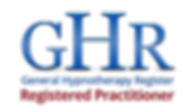 ghr logo (registered practitioner) - tra