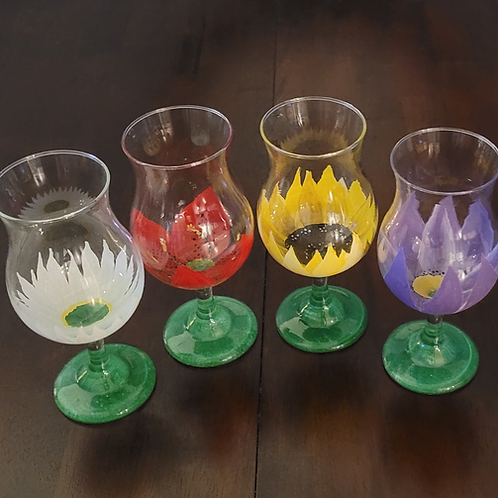 Make It Bloom Glass Set (for 2 or more)