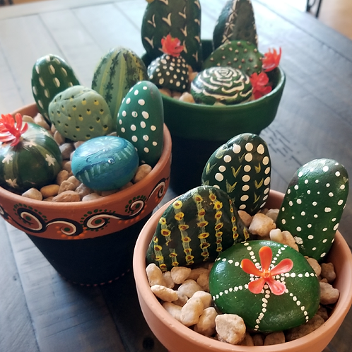 Cactus Garden (party for 2 people)